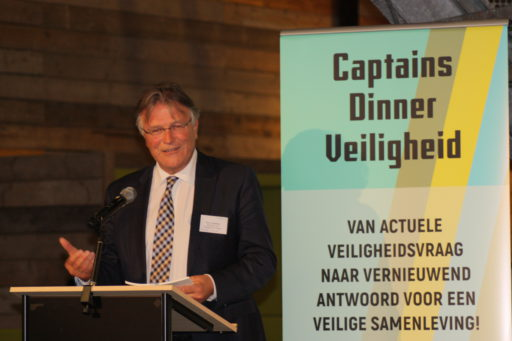 Captains Dinner Veiligheid